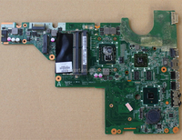 Laptop Motherboard for HP DAAX1JMB6C0 634649-001 With i3 CPU Series Mainboard, Fully tested