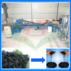 Radial truck tire recycling production line to crumb rubber/rubber powder production line