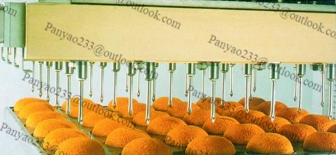 Automatic Cake And Bread Filling Machine/Food Machine for injection