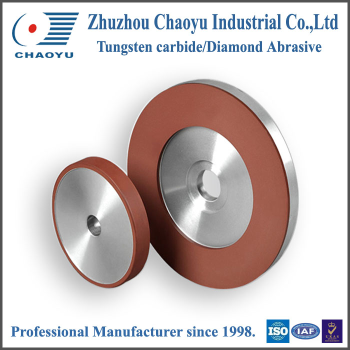 Resin bond/metal bond diamond/CBN new style silicone oxide grinding diamond wheel manufacturer