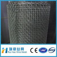 Filters Application and Welded Mesh Type crimped wire mesh