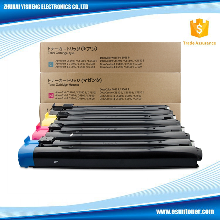 Compatible Toner Cartridge DC240 DC242 DC250 DC252 DC260 For Xerox WorkCentre 7655 7665 7675 Toner Kit