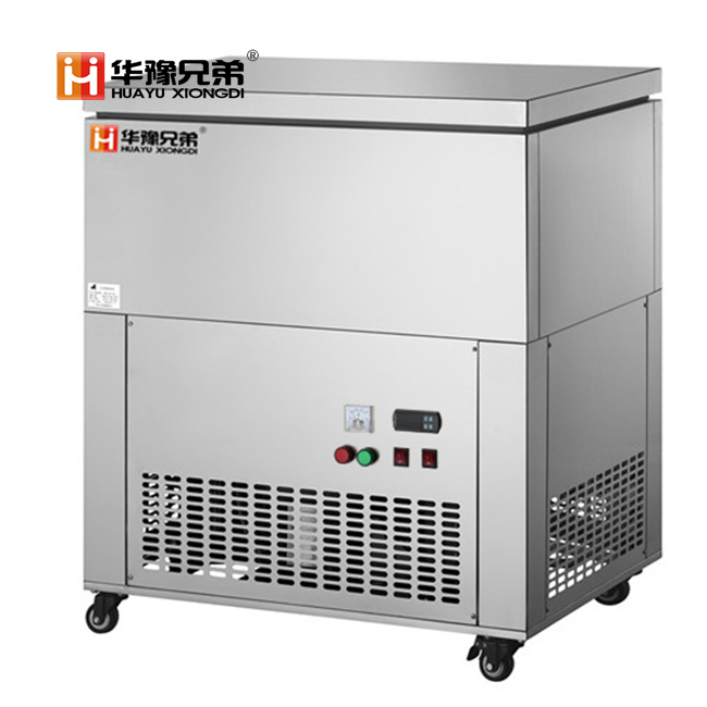 HY-9 ice block machine make snow cone shaved snow