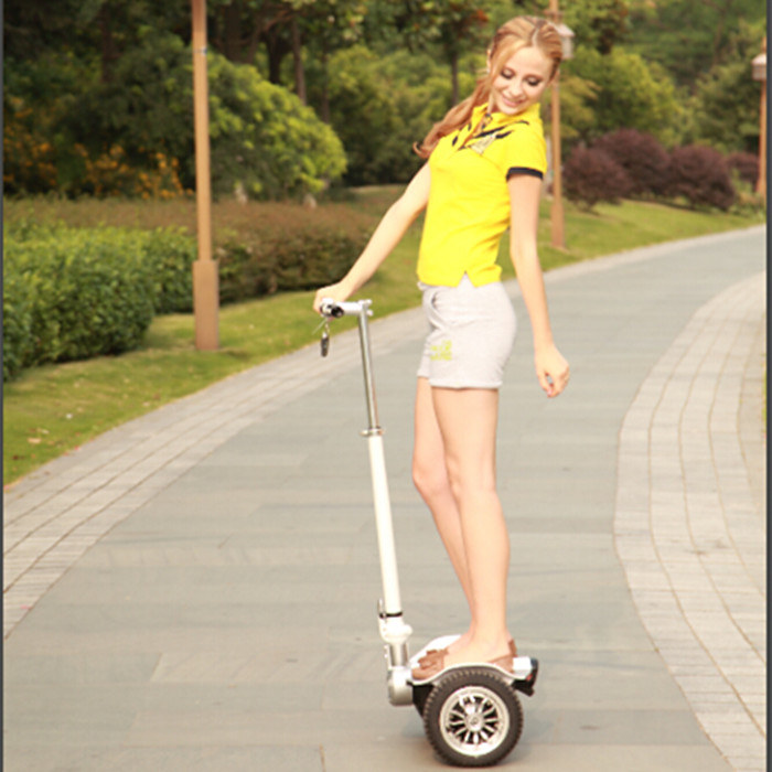Folding High quality balance e motorcycle, mini electric roadster scooter