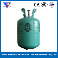 Mixed refrigerant R507, The mainstream environmental protection refrigerants in low temperature