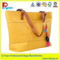 2016 Hot Sell Fashional Women's/Lady's PU Leather Handbag Colour Bar Shoulder Bag