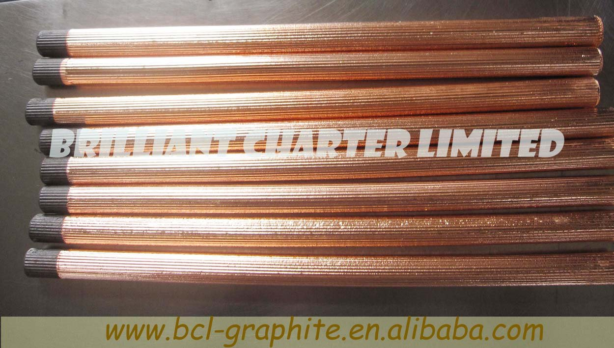 Arc Air copper coated Gouging Carbon welding rod gouging carbons