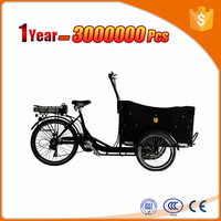 new design 3 persons tricycle for adult