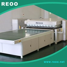 REOO Full automatic solar laminator- 4600*2200mm for TPT and EVA encapsulating