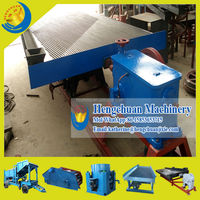 China Supplier Qingzhou Hengchuan Griavity Mini Laboratory Shaking Table for Sale