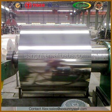 HL surface stainless steel sheet/coil 202 cold rolled good price