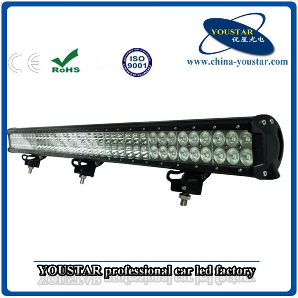 "Youstar factory super bright 306w hot deal 46"" 300w led light bar"