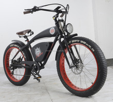 "Lohas/OEM easy rider electric bike 26"" fat tyre wholesale MTB 1000w e bike for sale"