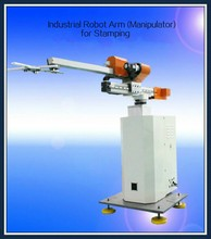 Industrial Gripper Robot Arm for plastic injection moulding machine