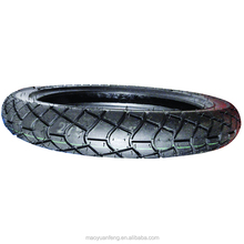 china manufacturer high quality street stand motorcycle tire 2.75-16 with inner tube or tubeless