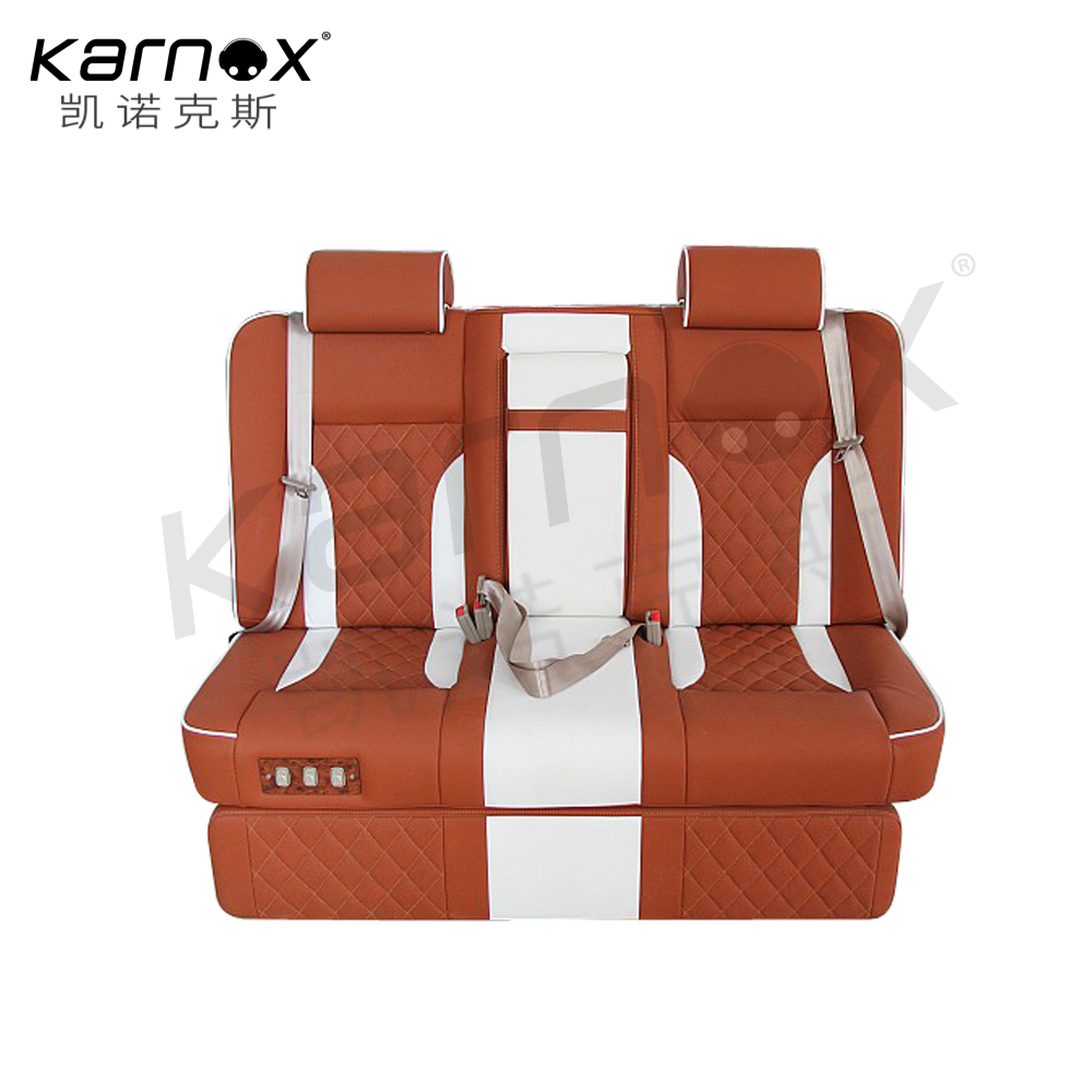 Karnox high quality van seats for sale with heating and massage