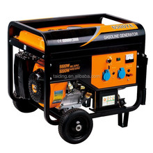 1kw to 10kw portable Gasoline generator different design for sale