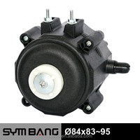 EM84 84mm brushless EC industrial motor