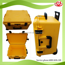 USA military standard tricases M2750 hard plastic pp instrument tool case with waterproof