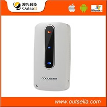 3000mah ethernet and wifi sim card router modem with rj45 port