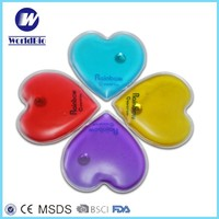 Magic Click Heating Gel Pad Promotional Hot Packs, hand warmer (Manufacture With CE,MSDS)