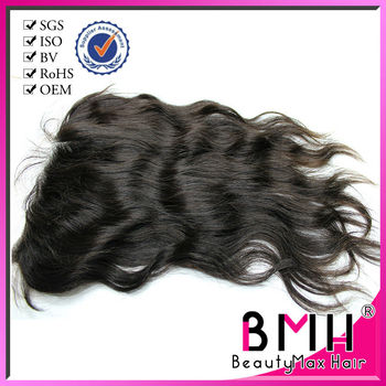 new style in stock lace closure fringe