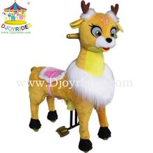 professional amusement park equipments colorful kiddie ride on toy