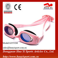 High quality swim goggles Protective goggle Skiing and sport goggles