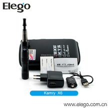 Kamry ego X6 body kits with ce4 atomizer x6 electronic cigarette starter kit