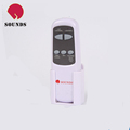 High quality IR and wireless ceiling fan remote control rf universal remote control