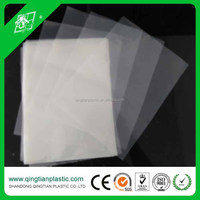 disaster/wind protective plastic greenhouse film for agriculture
