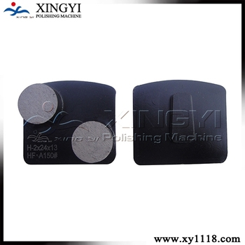 concrete metal bond diamond grinding disc for leveling