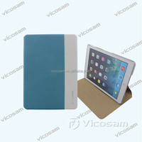 Top selling products in alibaba leather covers for tablets cover 9.7 , pu stand case for apple ipad air