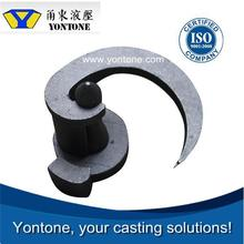 Yontone Factory Business Mogel T6 Q460-Q460C Q460D alloy steel sand castings products company
