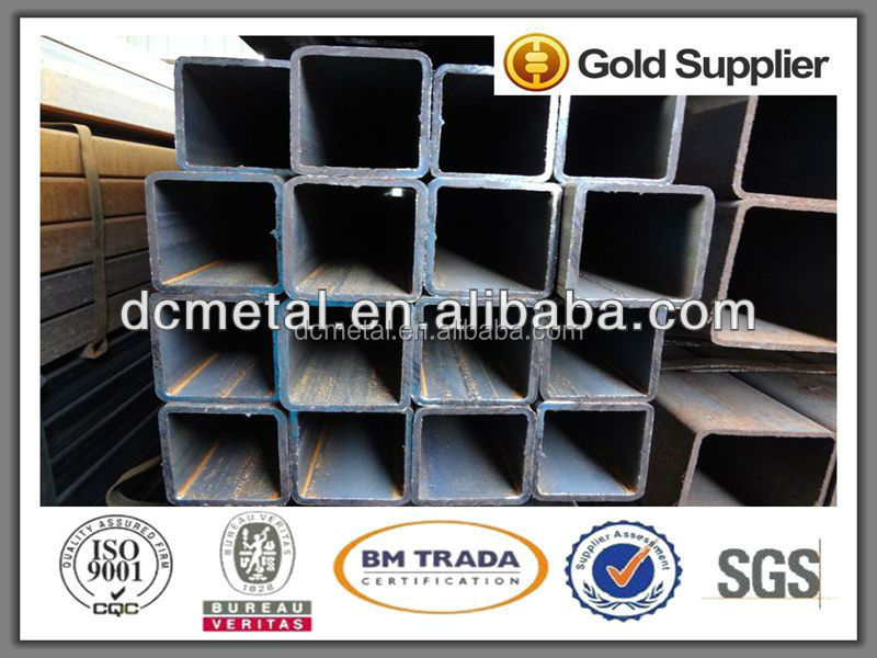 china manufacturer 40*40mm hot dipped galvanized steel square tube, best quality and lowesr price square tube made in china