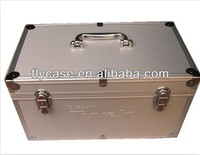 all aluminum case/metal tools case/tool kit with divider