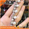 Hot Sale Pearl And Crystal Stone