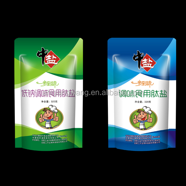 qwok series low sodium peptide compound flavoured salt --new