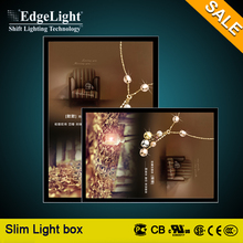 Edgelight High Quality outdoor waterproof led tattoo tracing light box use for illuminated advertising billboard
