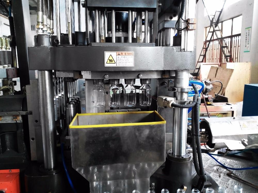 stretch molding machine