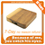 CB001 2600 mah powerbank wood charger slim credit card square power bank