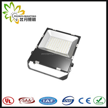 100-120lm/w IP65 five years warranty ultral slim led flood light 100W, ultrathin LED project light