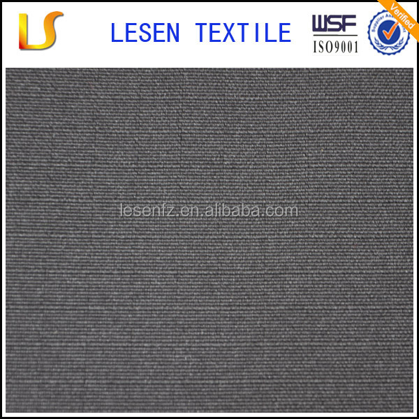Shanghai lesen textile plain dyed 100% polyester ripstop fabric for horse rugs