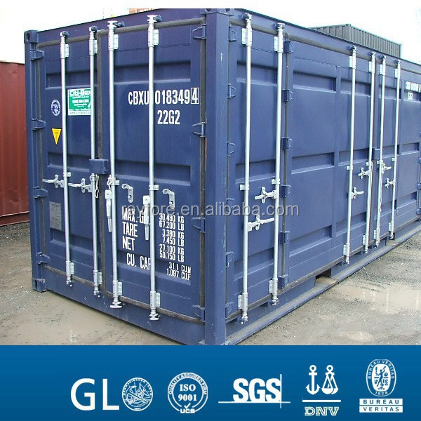 20ft High Cube Side Open Dangerous Goods Container