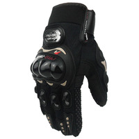 Blue/Red/Black Probiker 3D Full Finger racing Outdoor Motorcycle ATV Riding Racing Cycling Sport Gloves M/L/XL