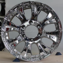 2015 NEW design chrome car alloy wheels and rims