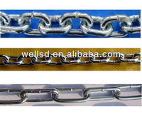 ordinary mild low carbon steel 8mm link chain