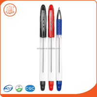 Lantu High Quality Low Price Transparency Ball Point Pen Bulk From China