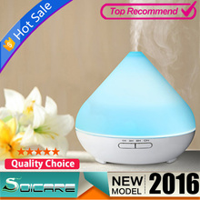 SOICARE 300ml Aromatherapy Essential Oil Diffuser Portable Ultrasonic Diffusers