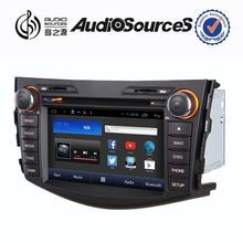 toyota yaris car cd mp3 player support canbus with TMC DVD CD Mp3 TMC VCD USB Canbus Gps Map android4.4.4 system